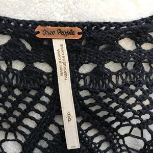 Free People Dresses - Free People crochet top dress size S